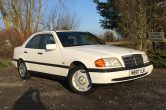 Modern Classic 1990's Mercedes C180 – Sorry now SOLD!