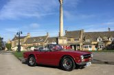 VERY Rare Investment Opportunity!! (Sorry now SOLD!) UK Model 1973 Triumph TR6 2.5 150bhp with Overdrive