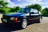 1989 Ford Escort XR3i Convertible – Modern Classic Investment – Sorry now SOLD!