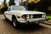 Classic 1972 TRIUMPH Stag – Sorry now SOLD!