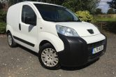 PEUGEOT Bipper 1.3 HDi Van – Sorry now SOLD!