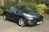 2011/11 PEUGEOT 207 CC 1.6 HDi Sport with FSH
