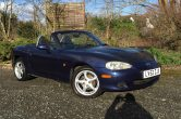 2002/52 MAZDA MX-5 1.8 – Sorry now SOLD!