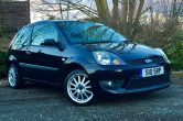 2008/08 FORD Fiesta 1.6 Zetec S – Sorry now SOLD!