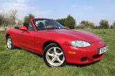 2004/04 MAZDA MX-5 1.6 Convertible ONLY 63,000 Miles!