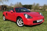 2002/02 TOYOTA MR2 Roadster with 12 Months MOT