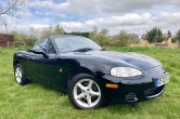 2002/02 MAZDA MX5 1.8 Convertible with ONLY 73,000 Miles!