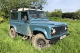 1988 Land Rover Defender 90 4C 2.5 Petrol – Sorry now SOLD!