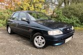 Modern Classic 1994 Ford Escort Special Edition. 1 Owner with a Comprehensive History!