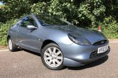 2002/02 FORD PUMA 1.7 Coupe – Sorry now SOLD!