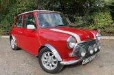 1998 Rover Mini Cooper 1275 MPi with only 68k